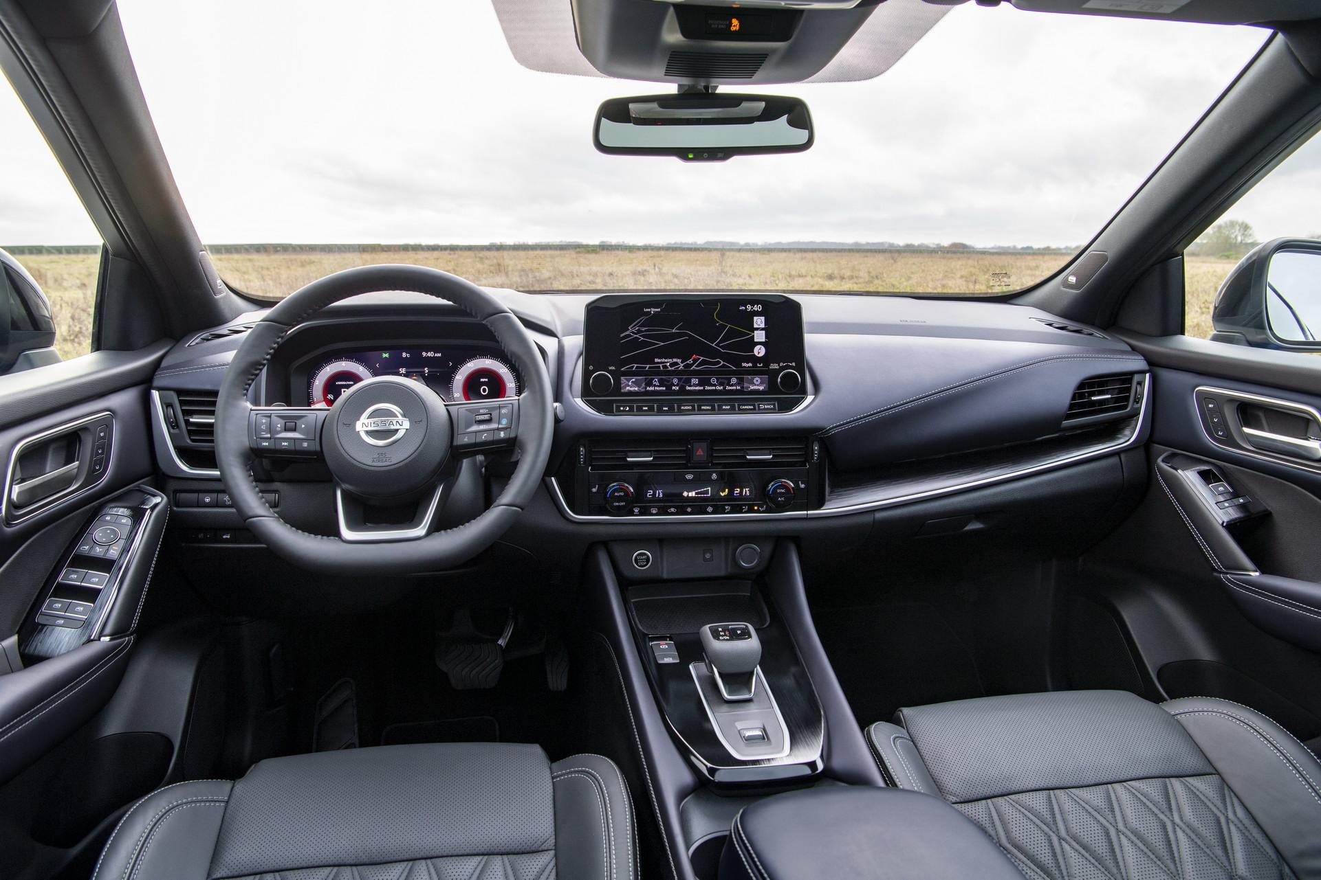 Nissan Qashqai 2021 (22)