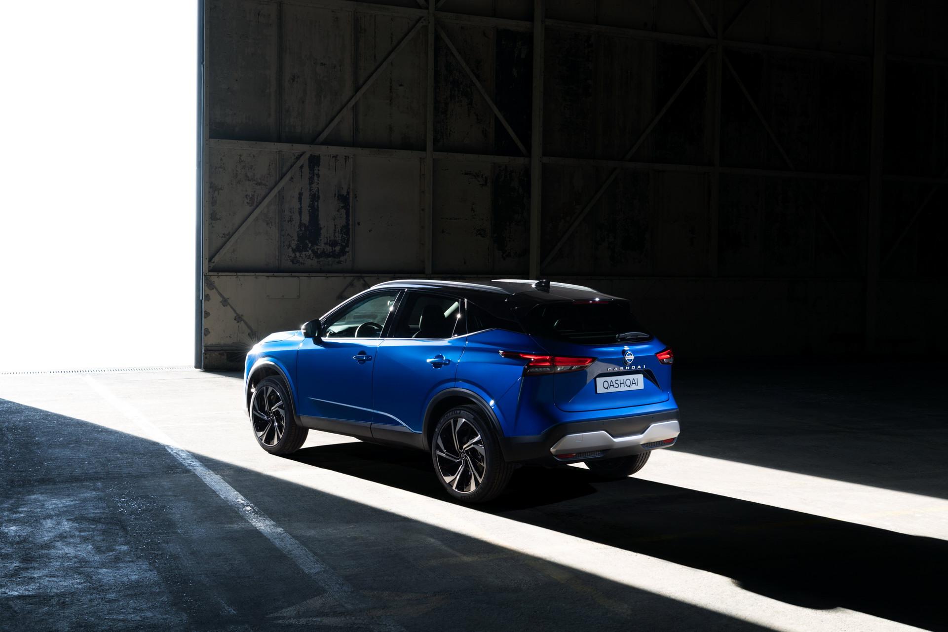 Nissan Qashqai 2021 (9)