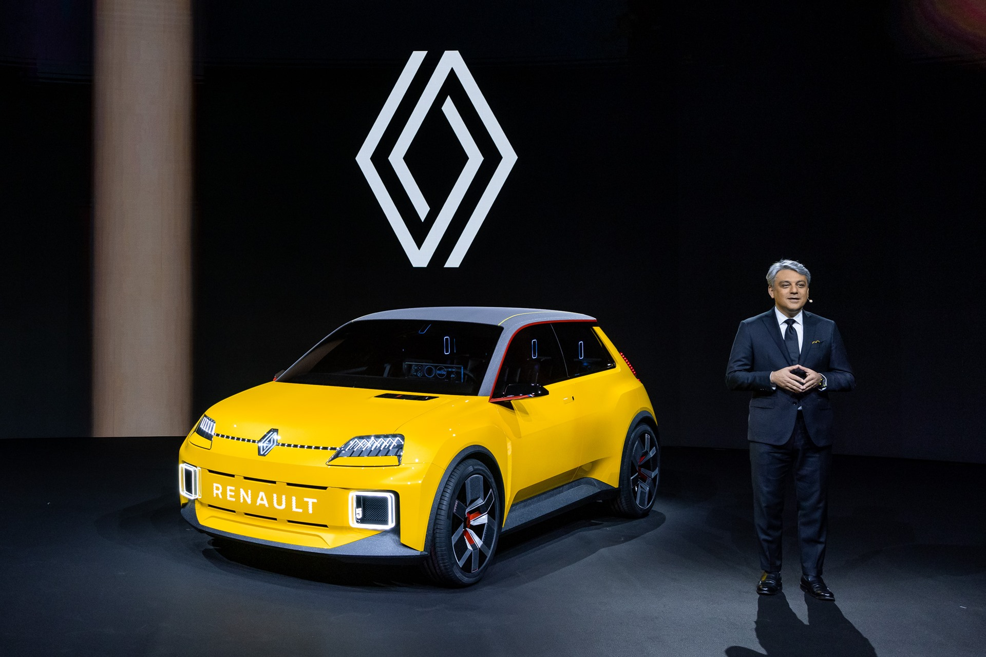 Precio Del Renault 5 Eléctrico Luca De Meo
