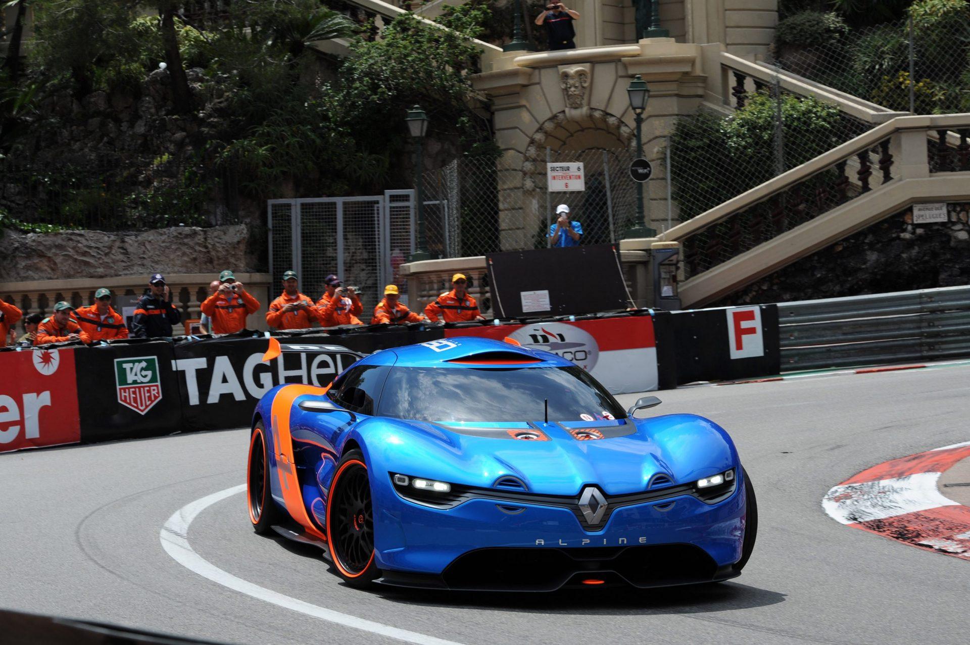Miscs Renault Alpine Zar Reveal