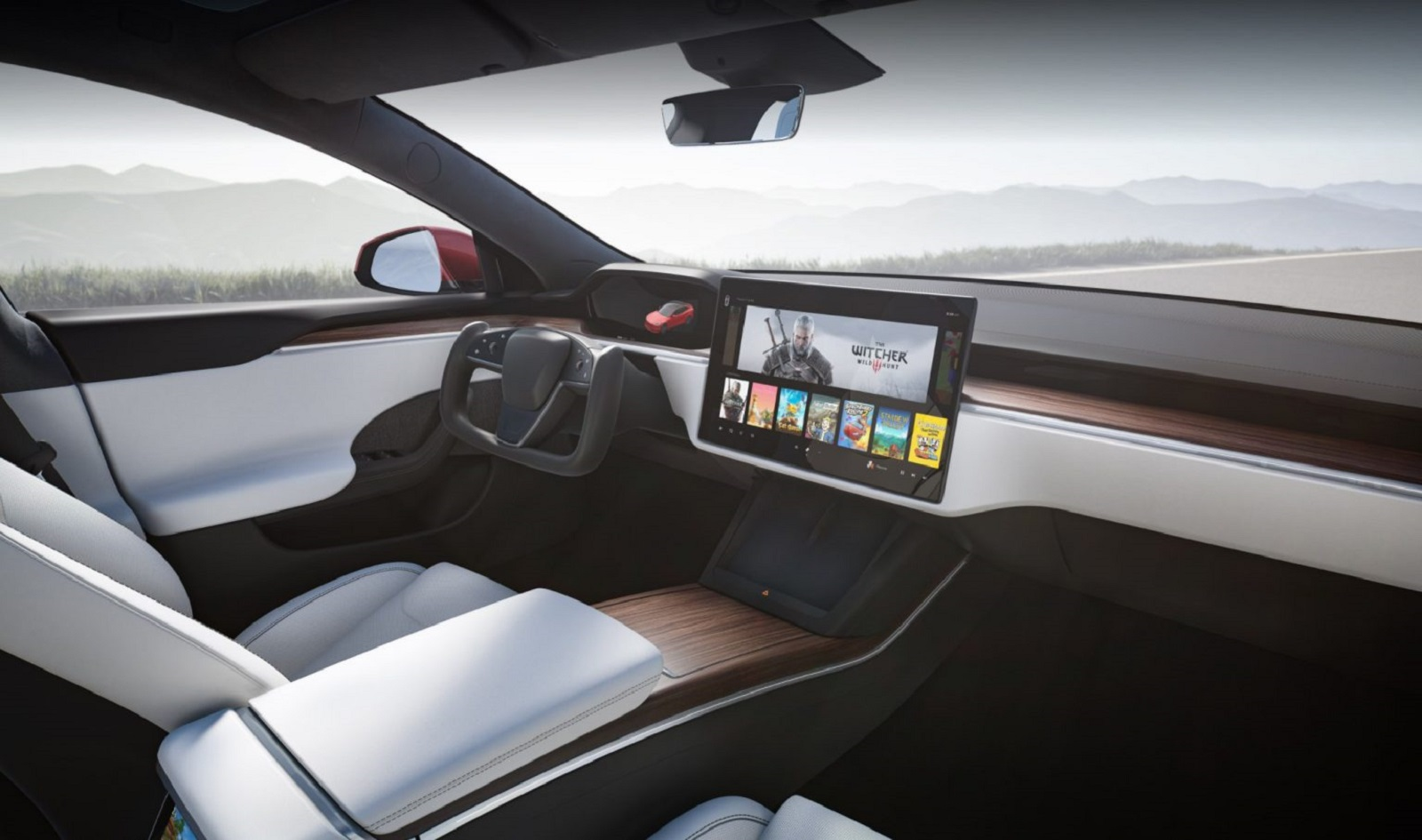 Tesla Volante Yugo