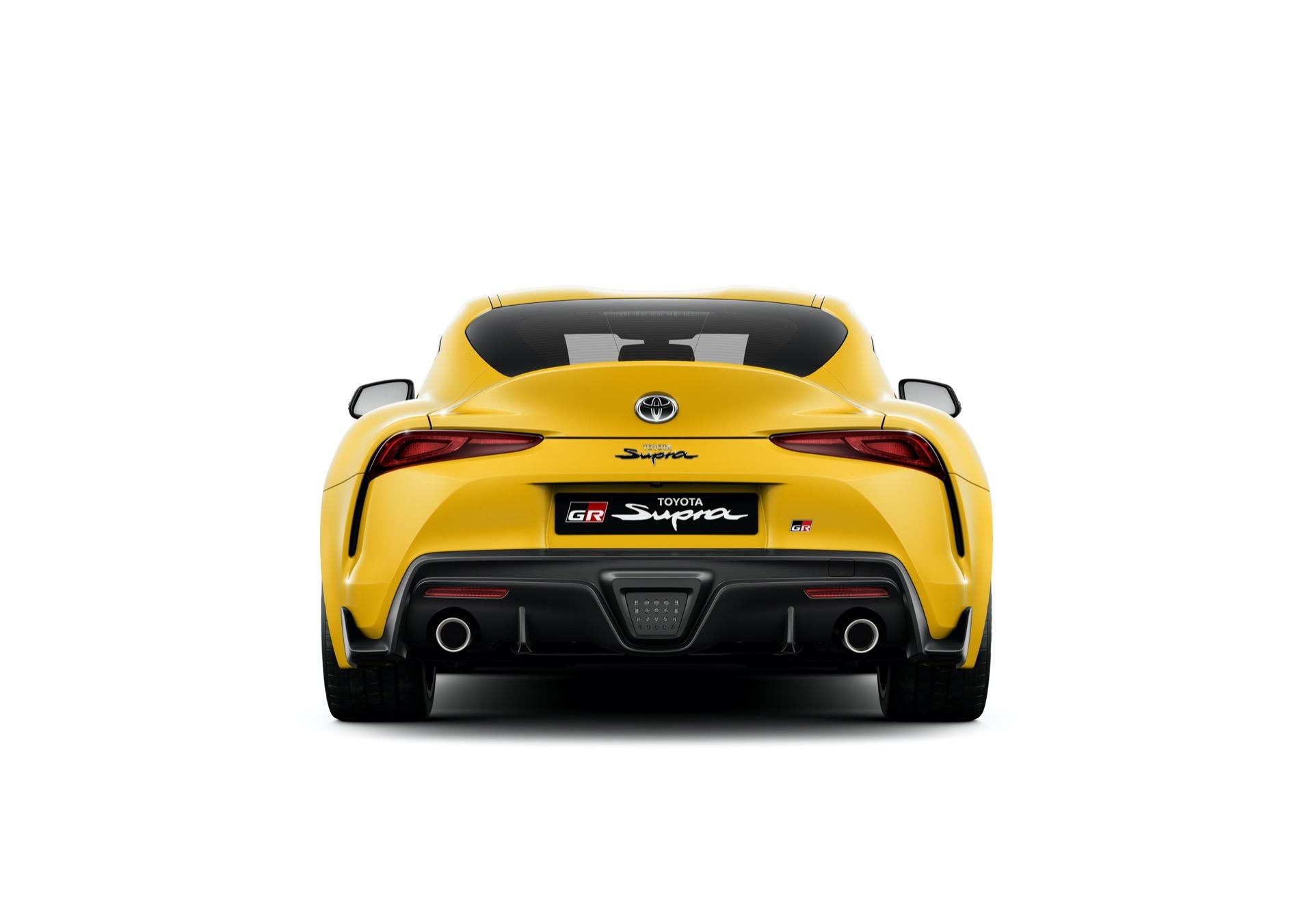Toyota Supra 2021 7
