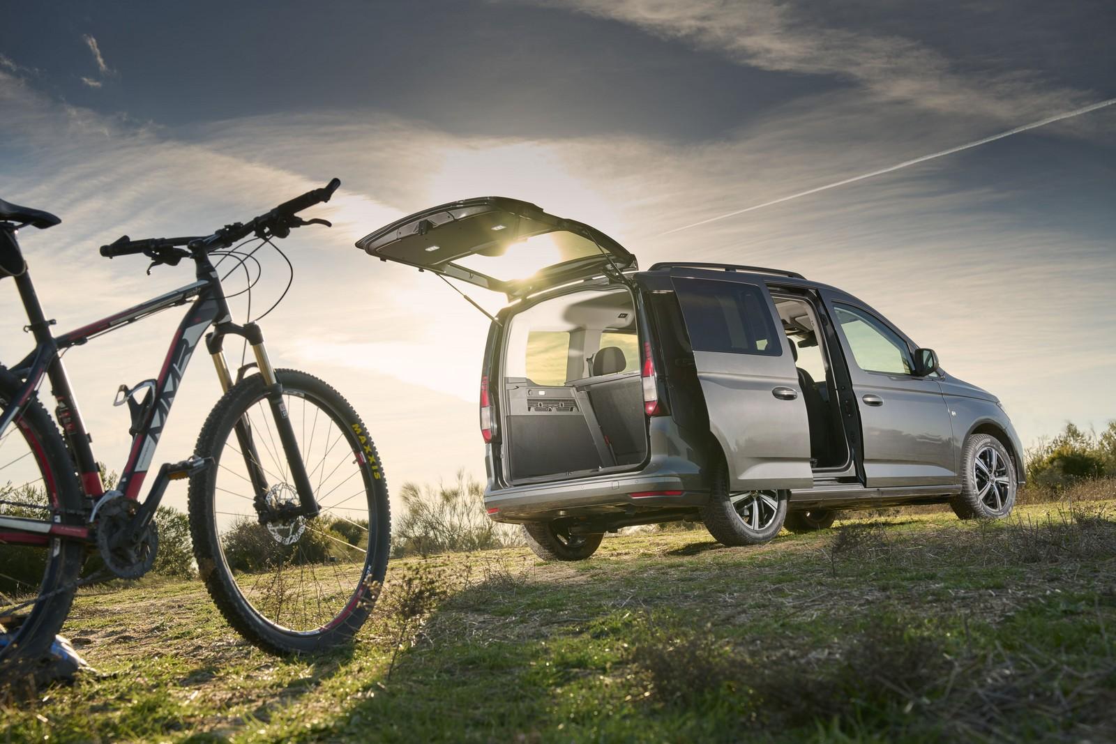 Volkswagen Caddy 2021 51