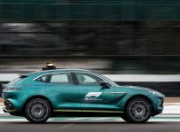Aston Martin Dbx Official Medical Car Of Formula One (2)