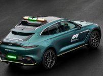 Aston Martin Dbx Official Medical Car Of Formula One (3)