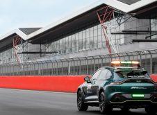 Aston Martin Dbx Official Medical Car Of Formula One (4)