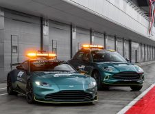 Aston Martin Vantage Dbx Official Safety And Medical Cars Of Formula One (1)