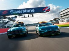 Aston Martin Vantage Dbx Official Safety And Medical Cars Of Formula One (2)