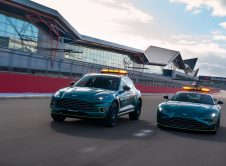 Aston Martin Vantage Dbx Official Safety And Medical Cars Of Formula One (3)