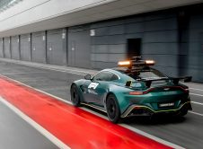Aston Martin Vantage Official Safety Car Formula One (2)