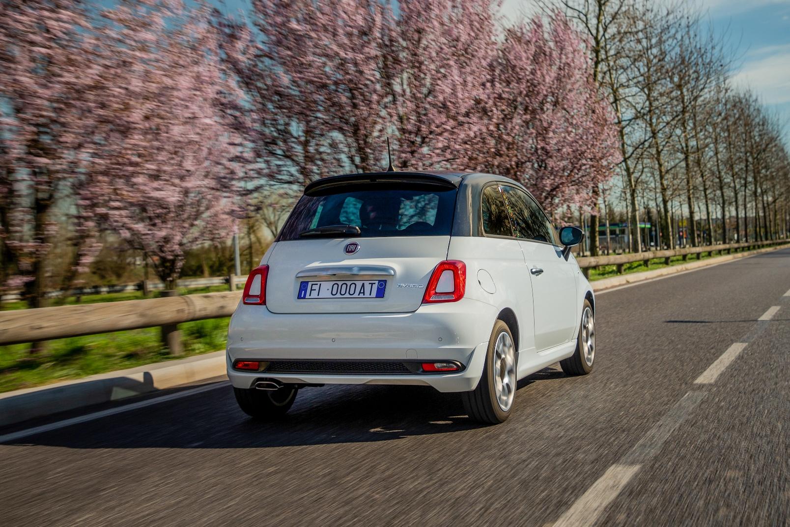Fiat 500 Hey Google (4)