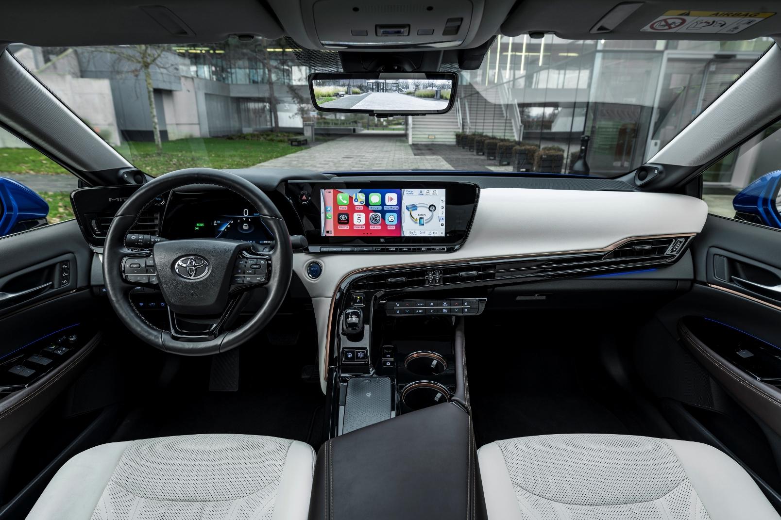 Toyota Mirai 2021 (8)