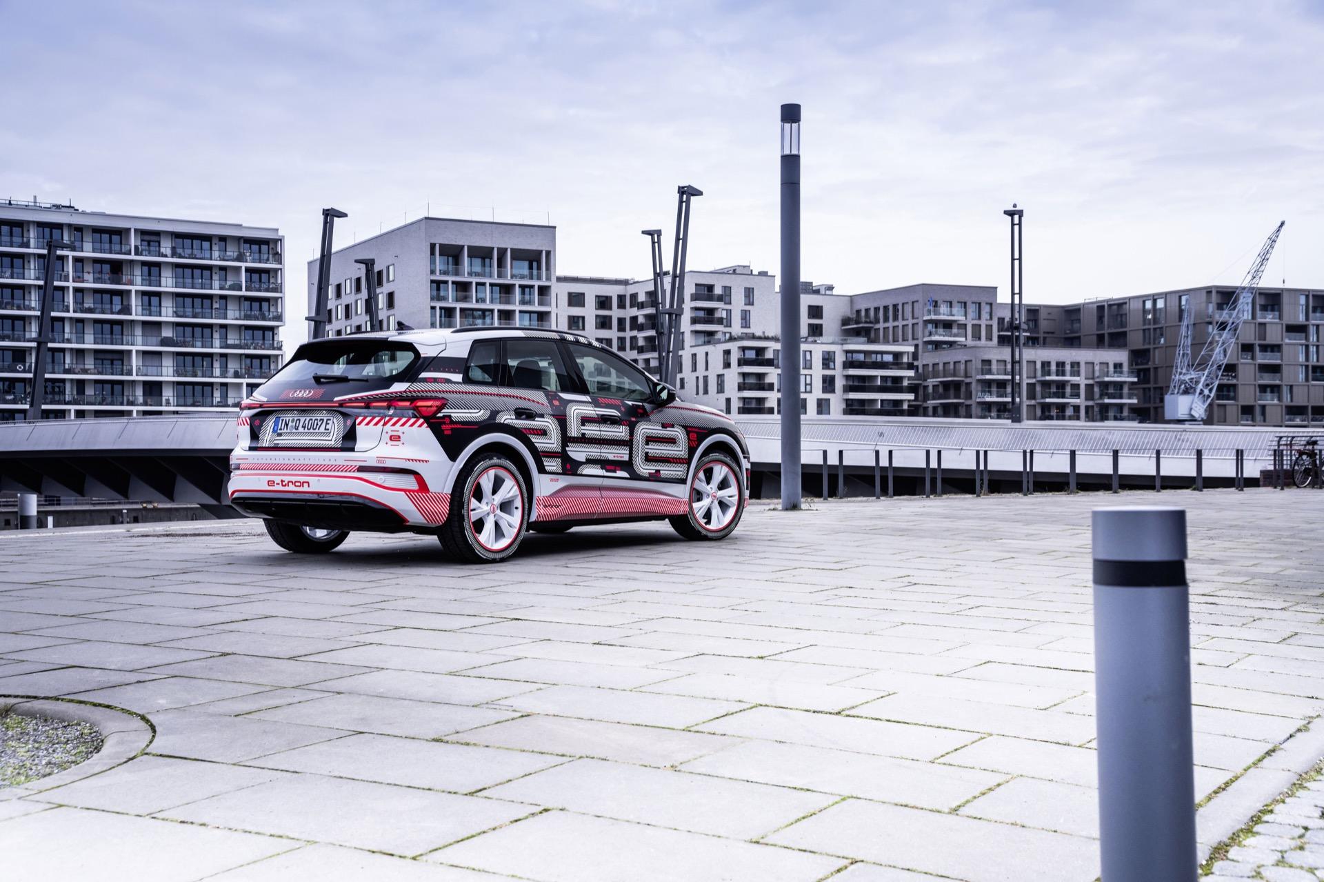 Audi Q4 E Tron 14