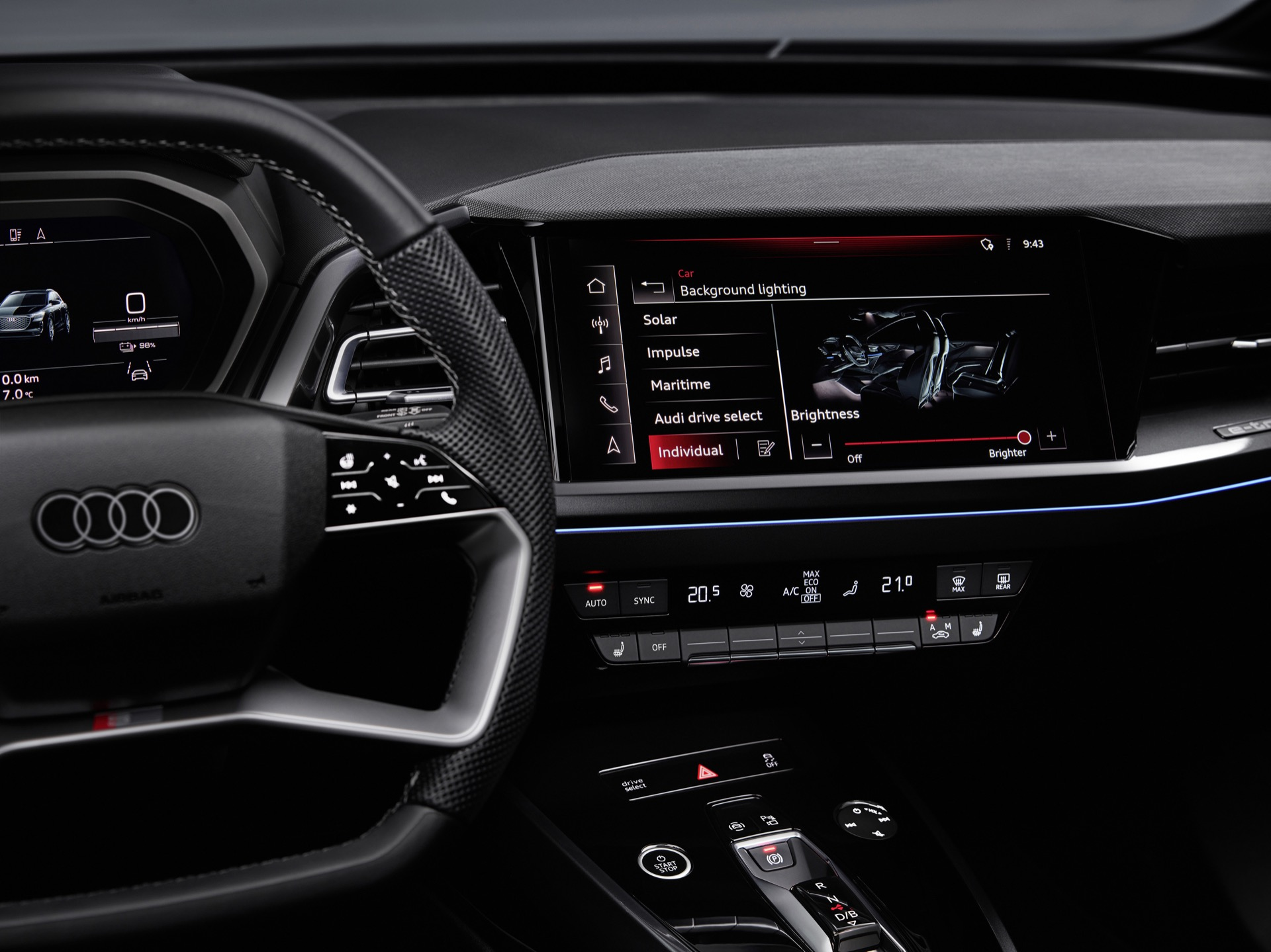 Audi Q4 E Tron 22
