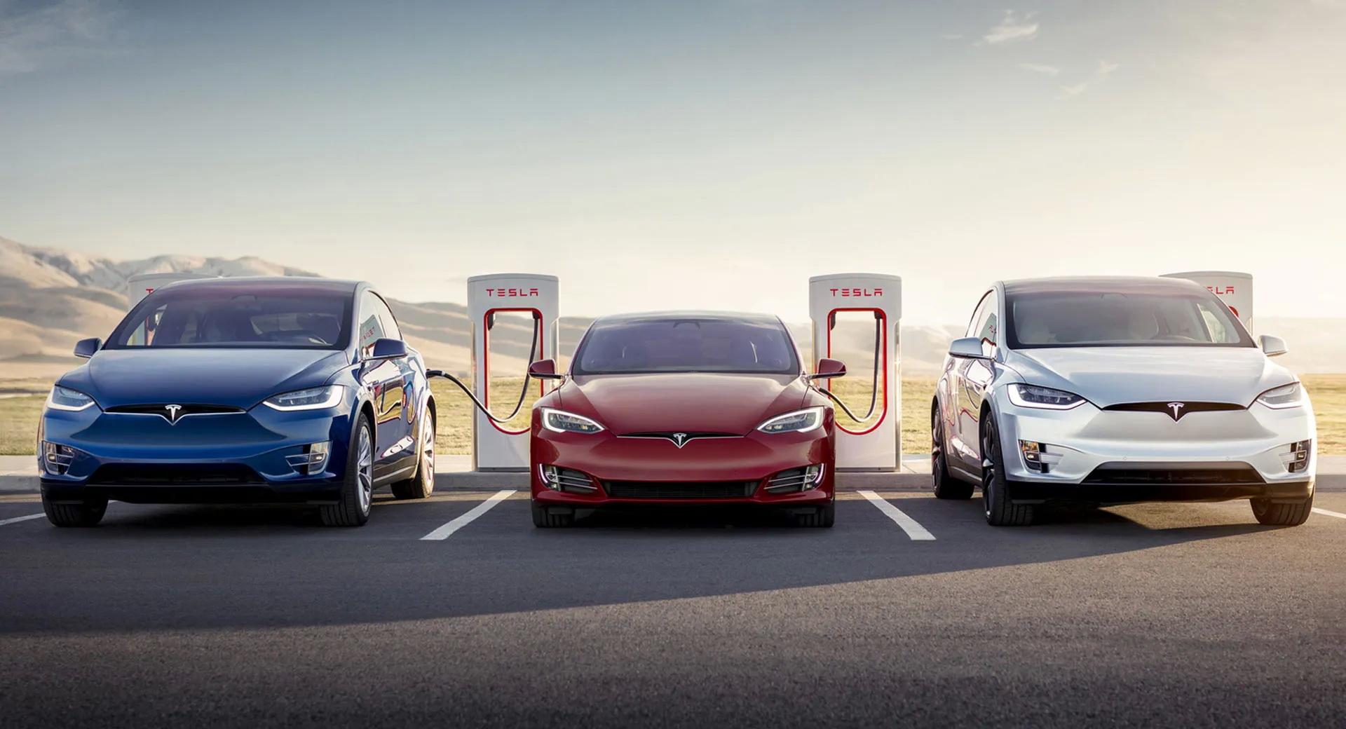Cargador Tesla Europa