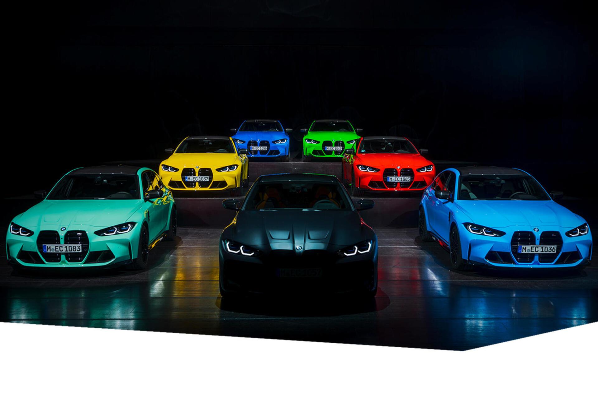 Colores Bmw4