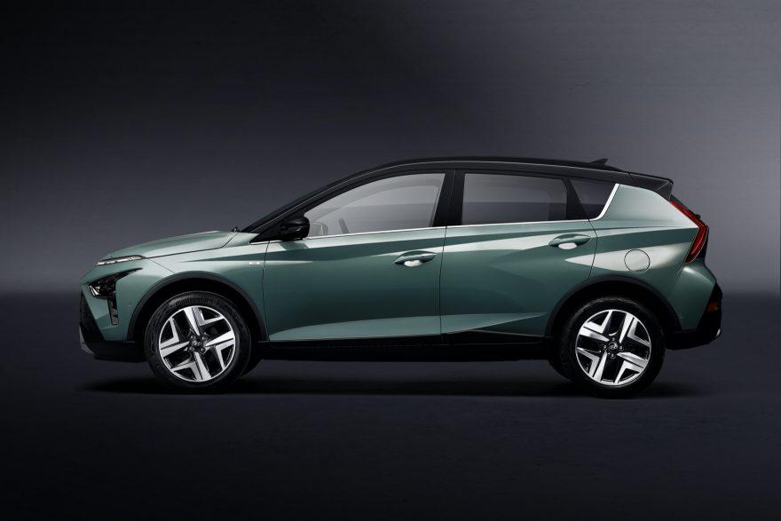 Hyundai Bayon 8