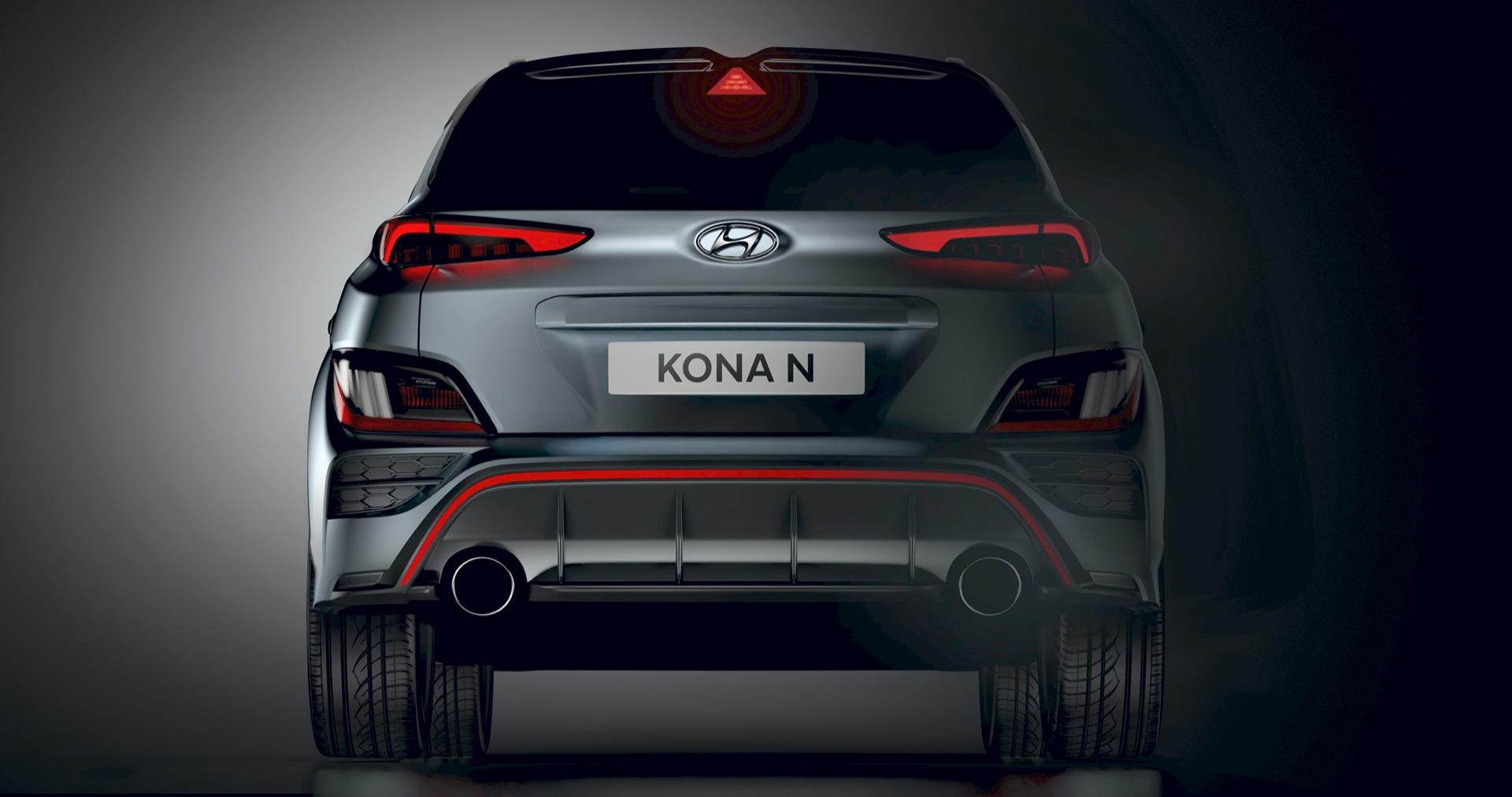Hyundai Kona N 3