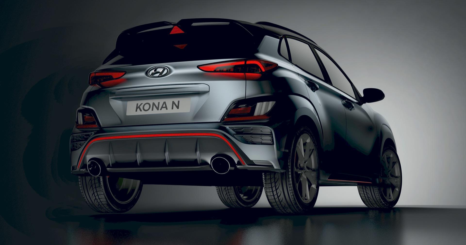 Hyundai Kona N 5