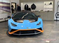 Lamborghini Huracan Sto Highmotor 2