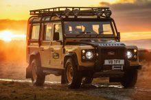 El Land Rover Defender V8 clásico vuelve con 25 unidades muy especiales
