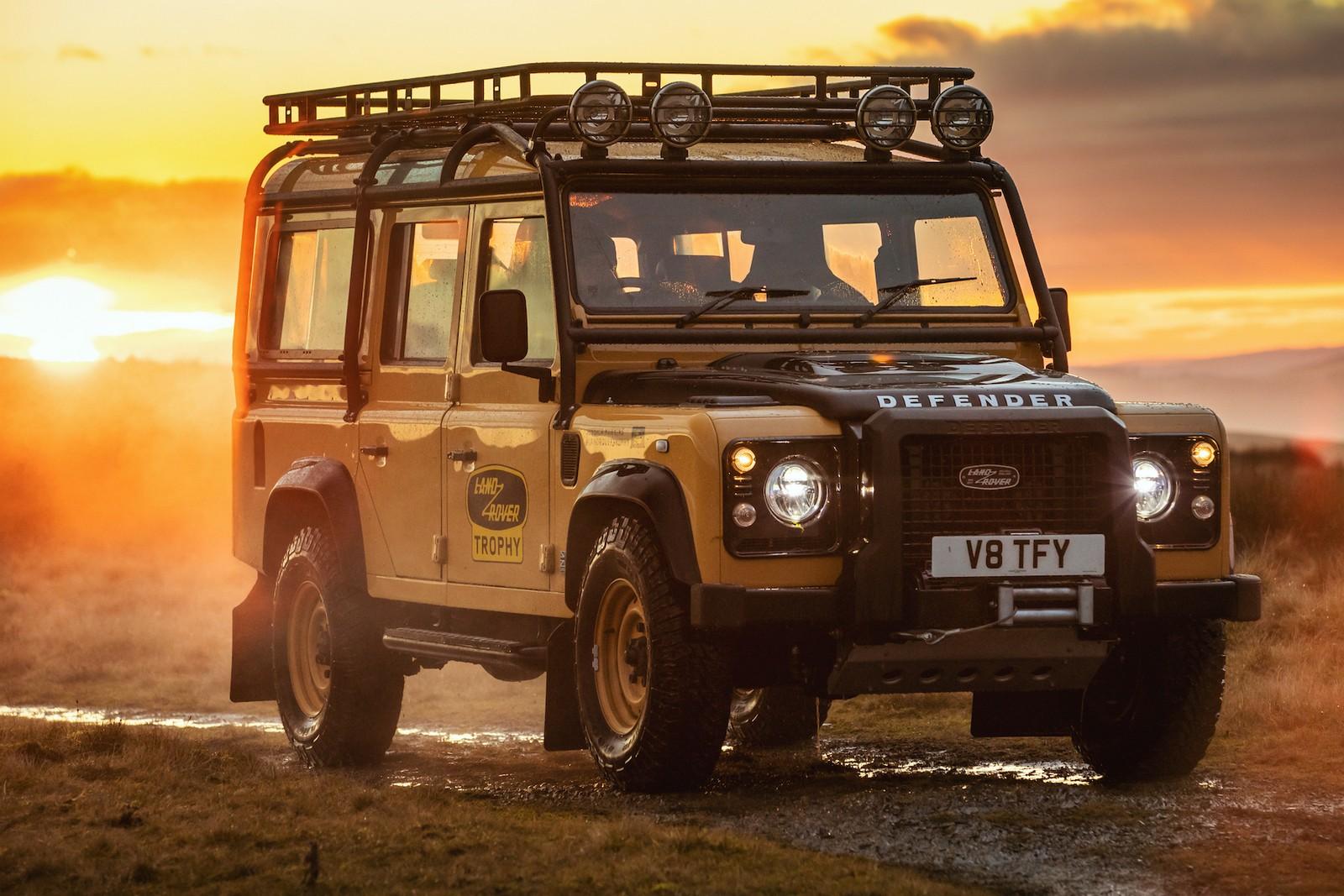 Land Rover Defender Clasico 01