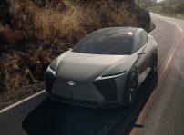 Lexus Lf Z Electrified 2