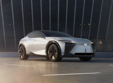 Lexus Lf Z Electrified 9