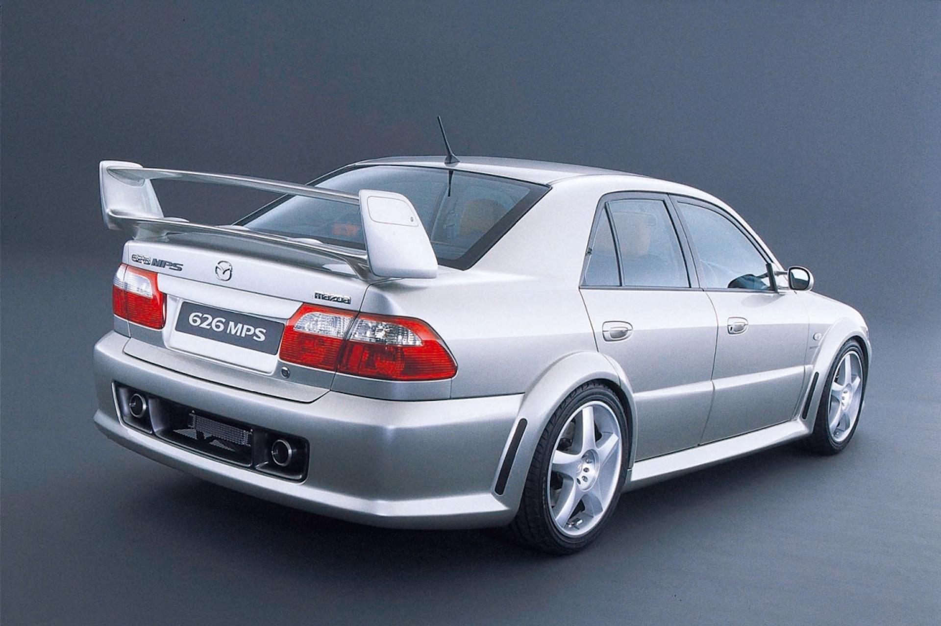 Mazda 626 Mps Historia 2