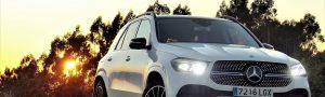 Prueba Mercedes GLE 350 de 4Matic, un PHEV que puede salir fuera del asfalto