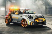 MINI Electric Pacesetter: así es el nuevo safety car de la Fórmula E