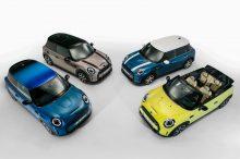 Los renovados MINI 3 puertas, MINI 5 puertas y MINI Cabrio ya tienen precio para España