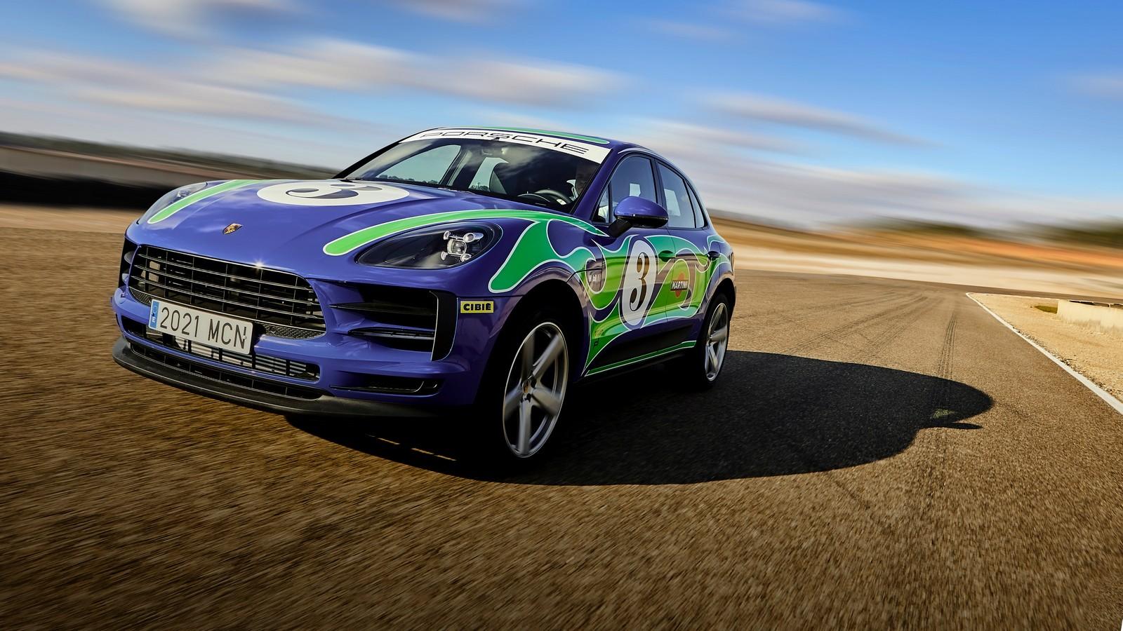 Porsche Macan Tribute 02
