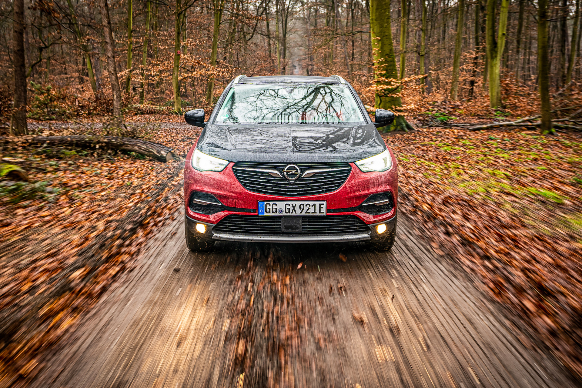 Prueba Opel Grandland X Hybrid 8