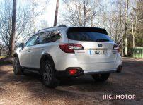 Prueba Subaru Outback Glp 1