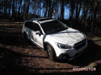 Prueba Subaru Outback Glp 4