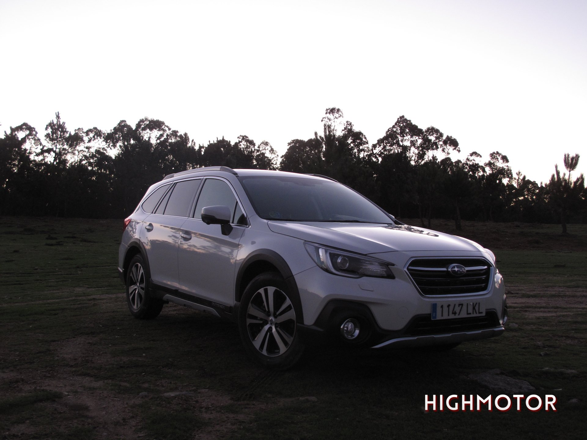 Prueba Subaru Outback Glp 8