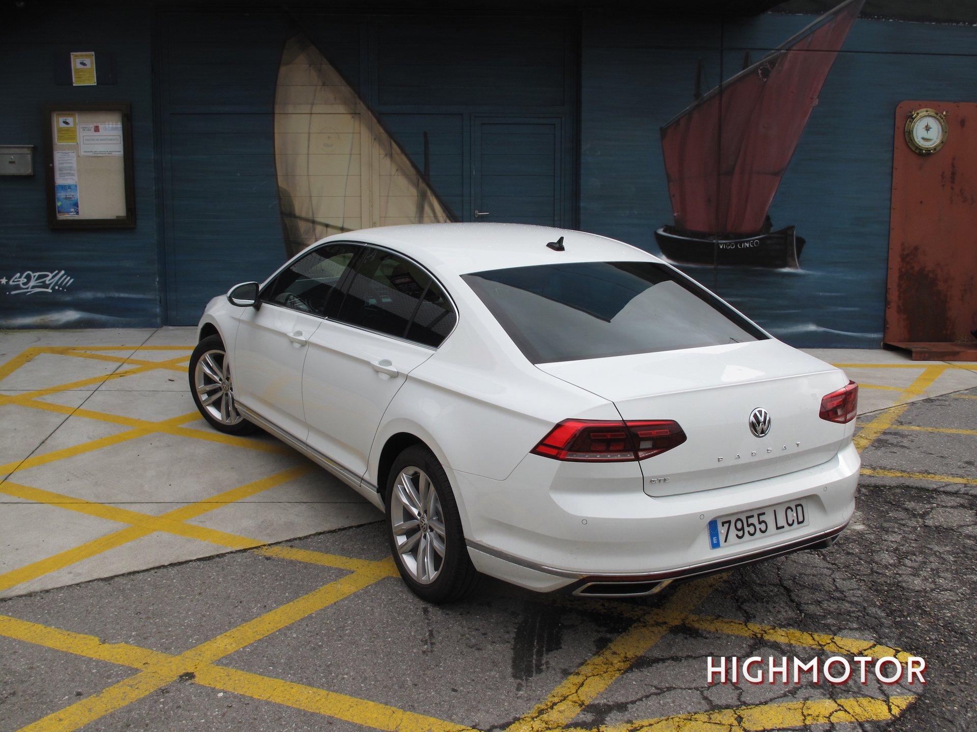 Prueba Volkswagen Passat Gte 1