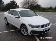 Prueba Volkswagen Passat Gte 13