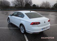 Prueba Volkswagen Passat Gte 16