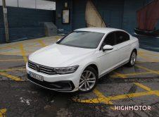 Prueba Volkswagen Passat Gte 6