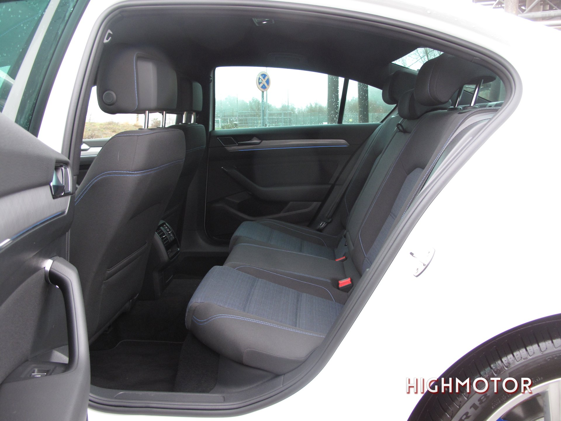 Prueba Volkswagen Passat Gte 8