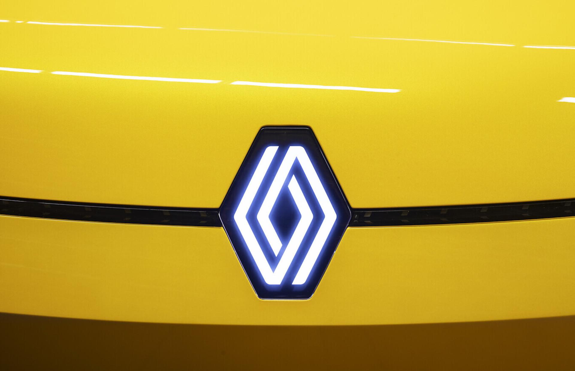 Renault Nuevo Logo 2021 1