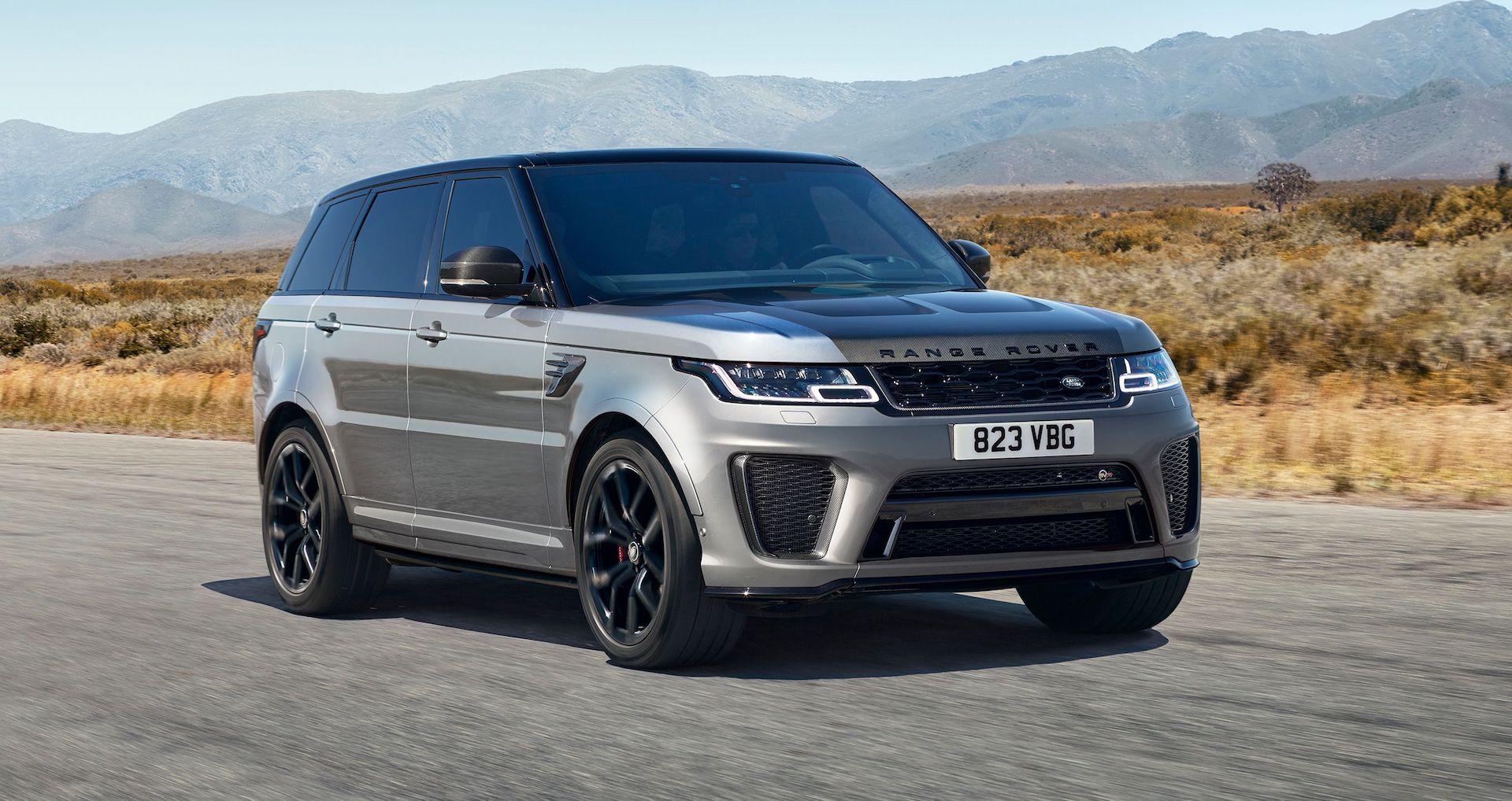 Rivales Land Rover Defender V8 1