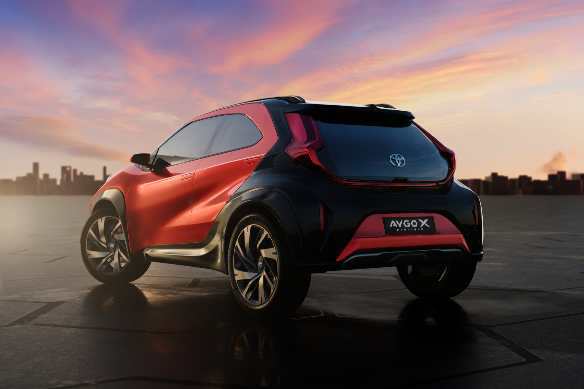 Toyota Aygo X Prologue 10