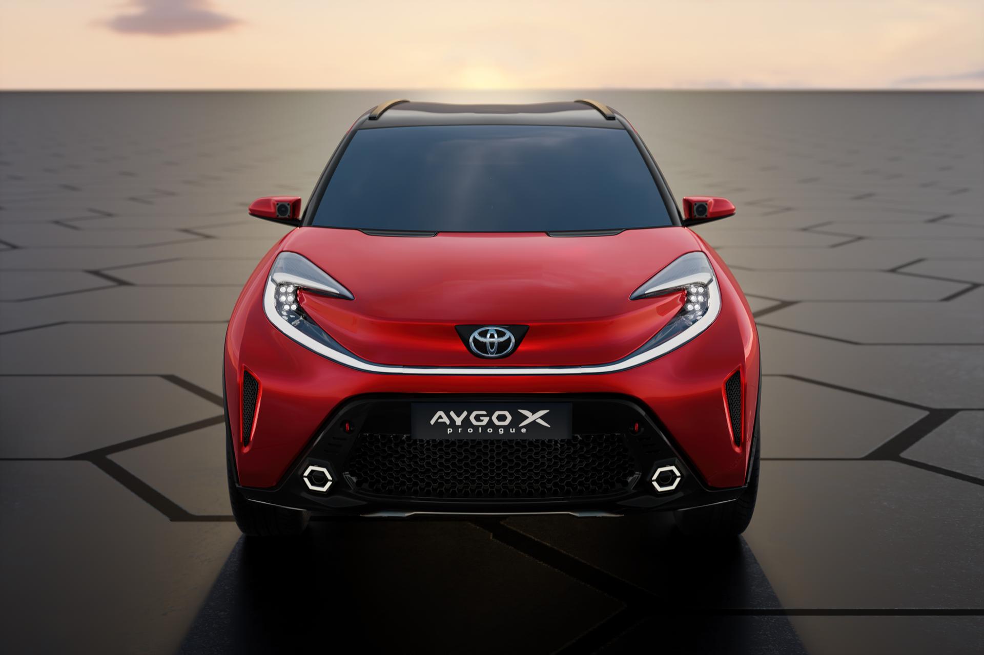 Toyota Aygo X Prologue 12