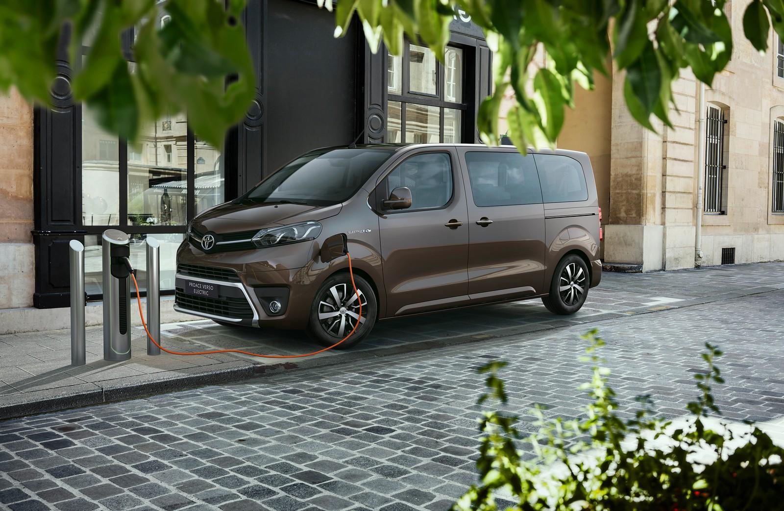 Toyota Proace Verso Electrico 01