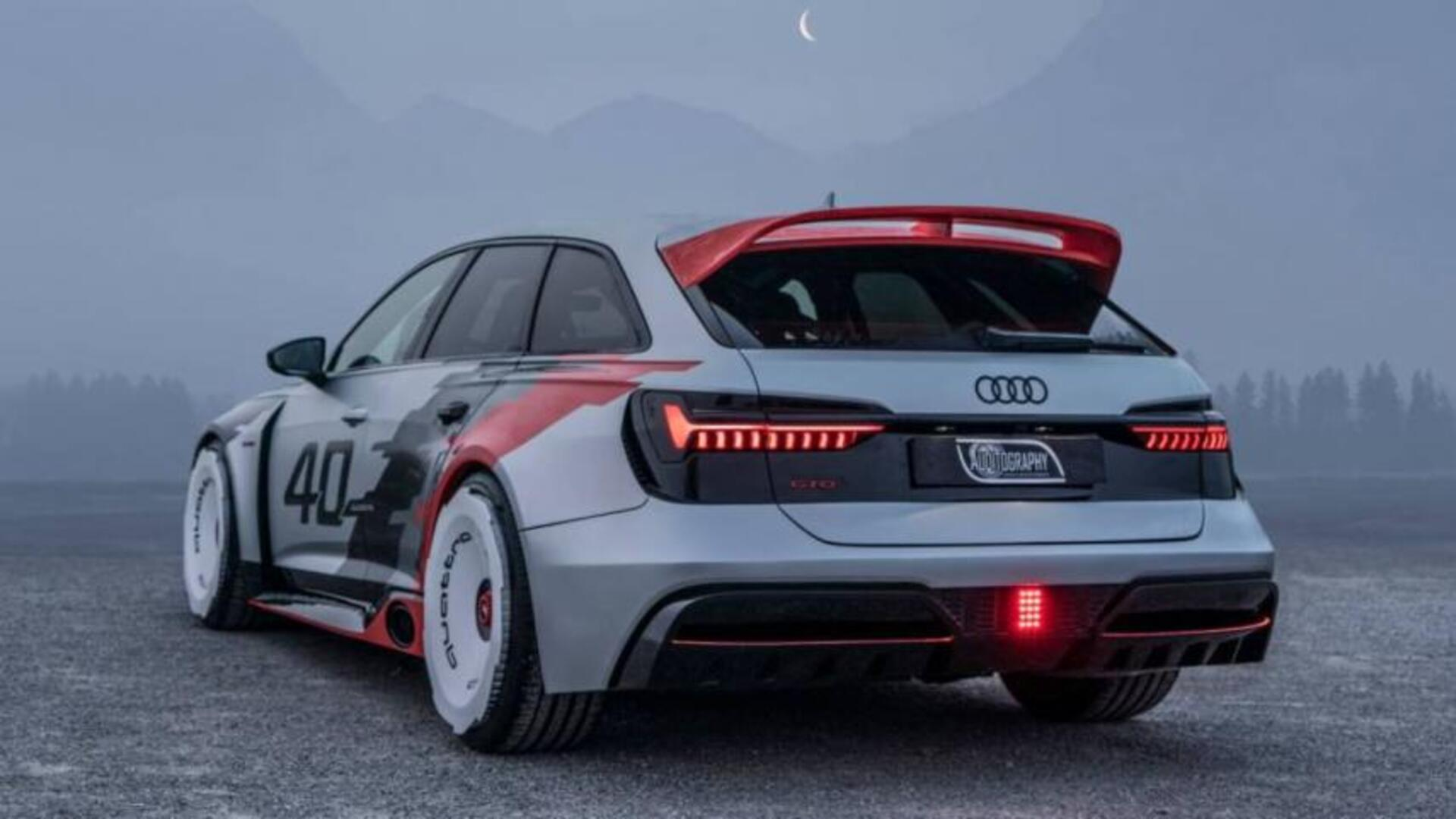 Video Ruge Audi Rs6 Gto Copy 1
