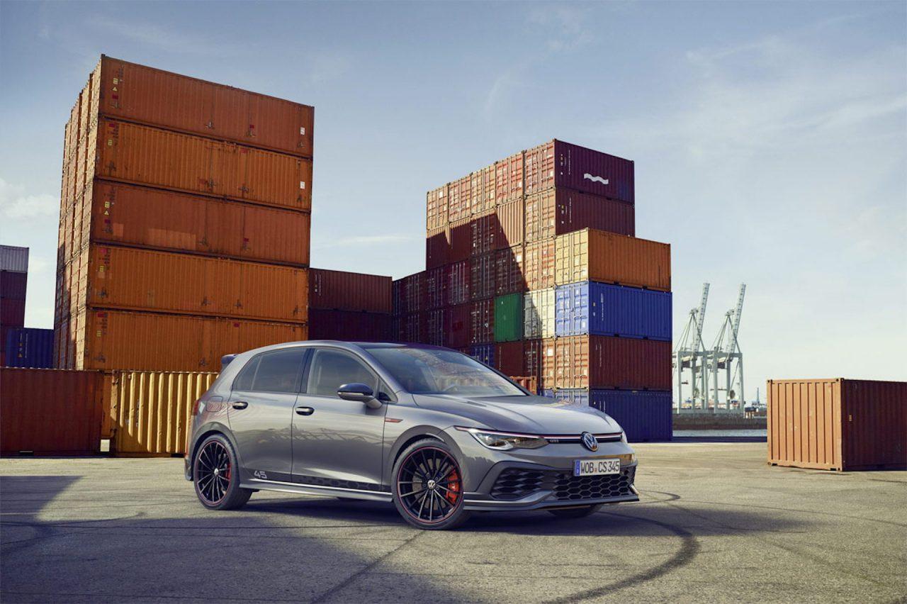 Volkswagen Golf GTI Clubsport 45 Aniversario: ya está aquí el homenaje al casi medio siglo de vida del compacto alemán