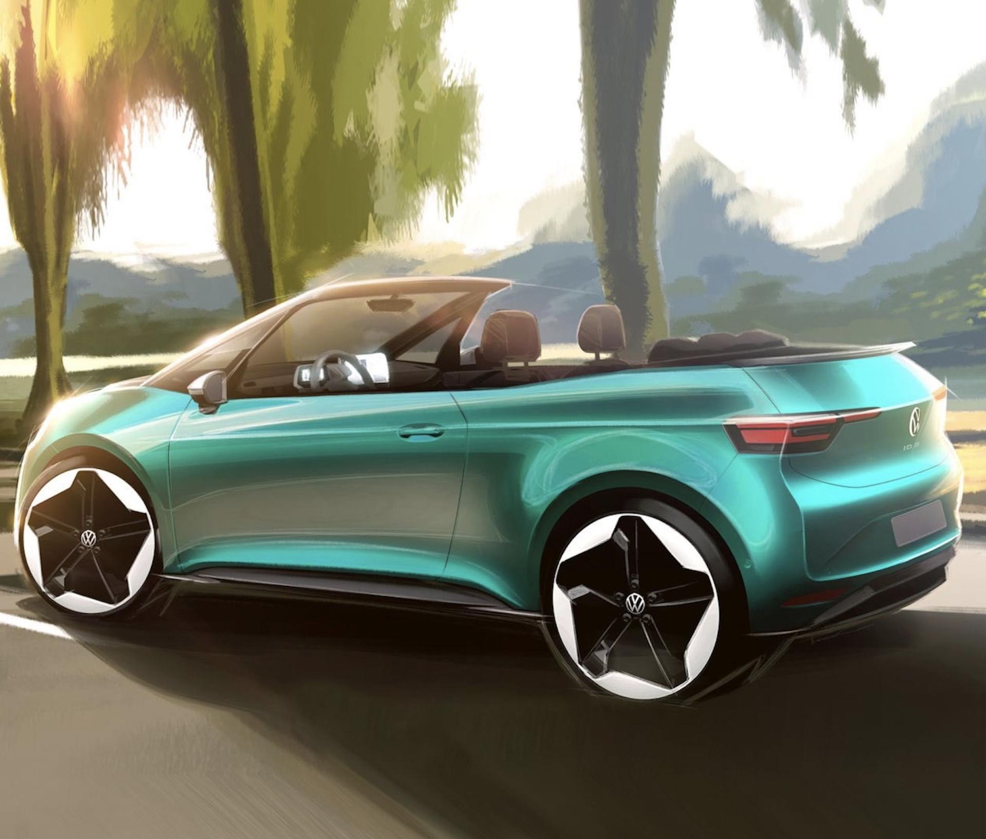 Volkswagen Id 3 Convertible 2